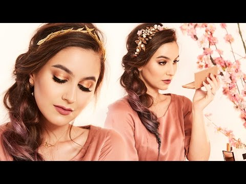 Romantic & Dreamy Valentine's Day Makeup Tutorial...