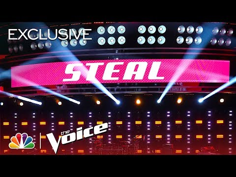 The Art of the Steal - The Voice 2019 (Digital Exclusive)