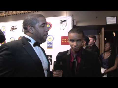 NAACP Awards 2014  Live on the Red Carpet with Donis Leonard www.TagHollywood.com