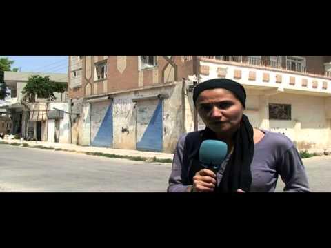 Snipers à Al Qusayr
