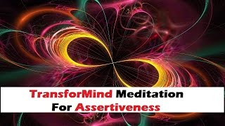 Be Assertive- Express Yourself Without Hurting Others |Subliminal Positive Affirmations Iso-Binaural