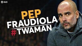 PEP FRAUDIOLA! This Week At Manchester United #TWAMAN