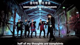 Teen Top Miss Right Lyrics+DL