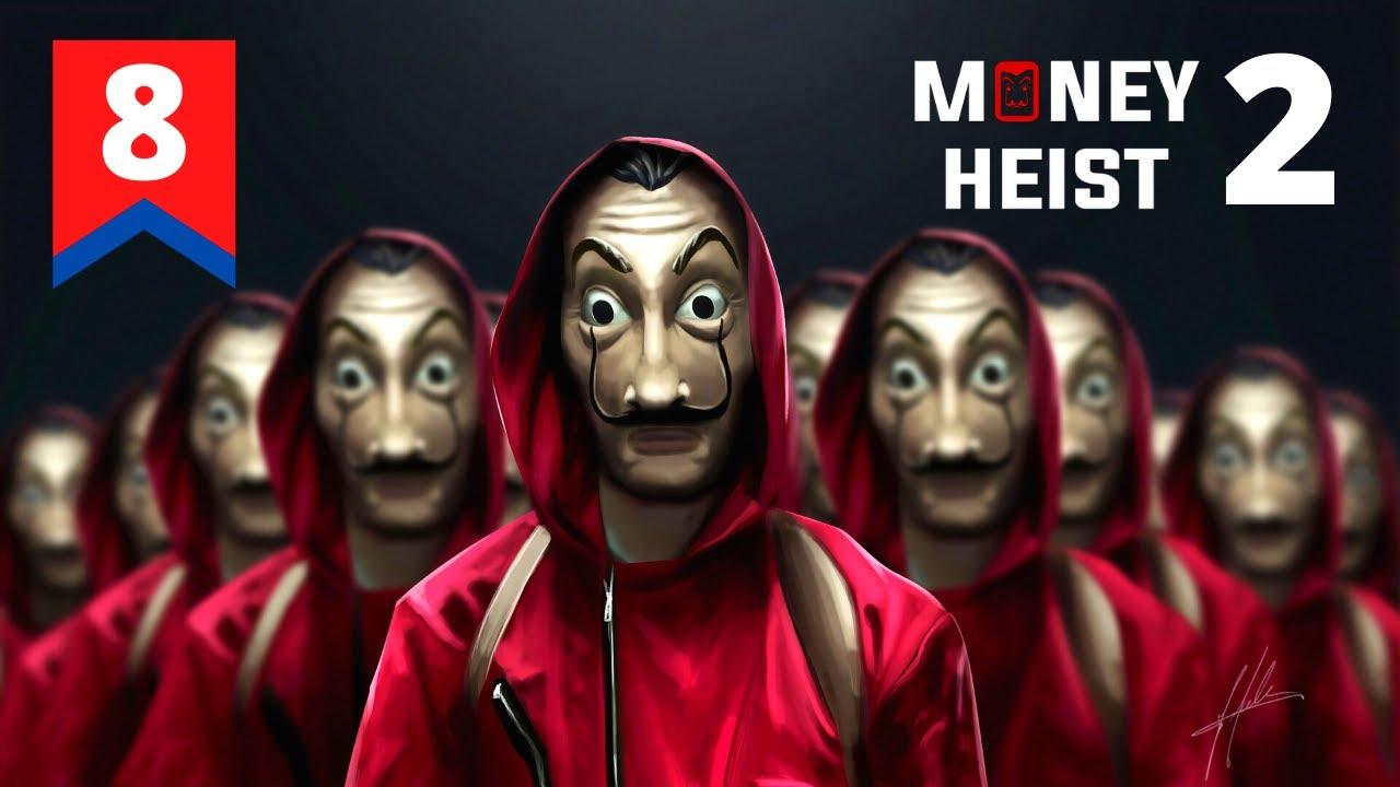 Download Money Heist Season 2 Episode 8 Explained in Hindi   Hitesh Nagar