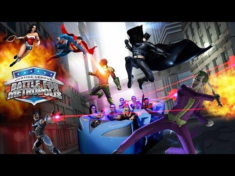 Watch Live! World Premiere of JUSTICE LEAGUE™: Battle for Metropolis
