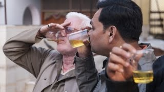 An Indian Guy Swapped Medicine For Cow Piss