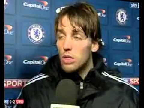 Michu and Williams on chelsea victory