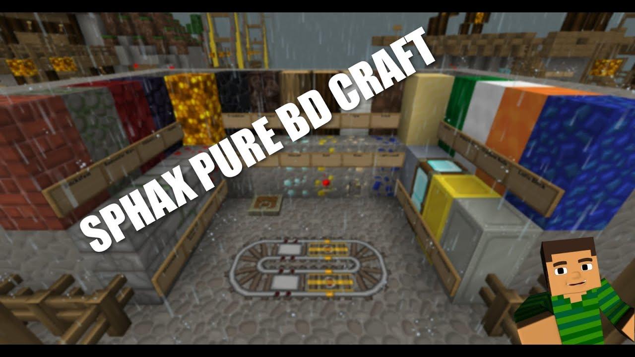 sphax minecraft 1.6.2