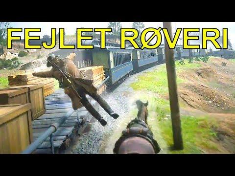 RØVERI GIK GALT - Red Dead Redemption 2 [Dansk] thumbnail
