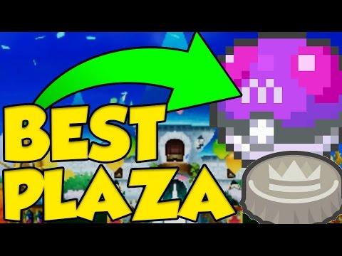 Best Pokemon Sun And Moon Festival Plaza Guide 1000 Fc Hr Easy