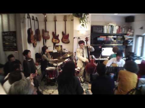 """Konno Group """"Old Folks"""" at Orpieg in Fukushima, Oct. 6 2013"""