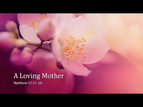 Mickey Strong - A Loving Mother