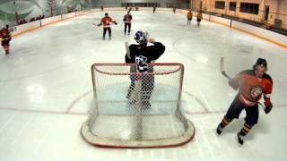 Goalie Cam: CCM Premier Goalie Pads in the BHL (FULL Game!)