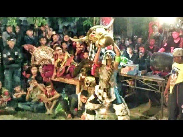 Solah Seru BANTENG SURO Jaranan NEW SATRIYO MUDO Live Nglegok Sukomoro (Bantengan Nganjuk-an)