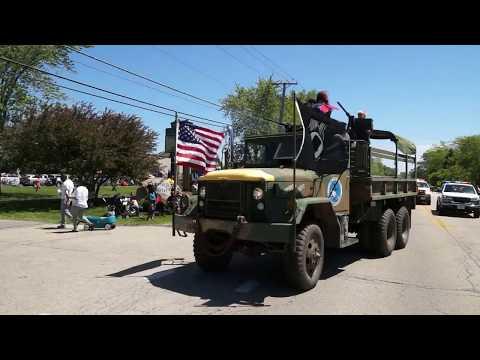 Memorial Day Parade   Winthrop Harbor Illinois   2017
