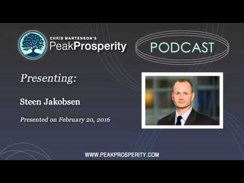Steen Jakobsen: The End Of The Debt Cycle