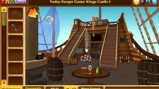 Kings Castle 2 Walkthrough