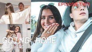 Surprising My Family In Australia After A Year Apart! (Going Home Part 2 - Episode Two)