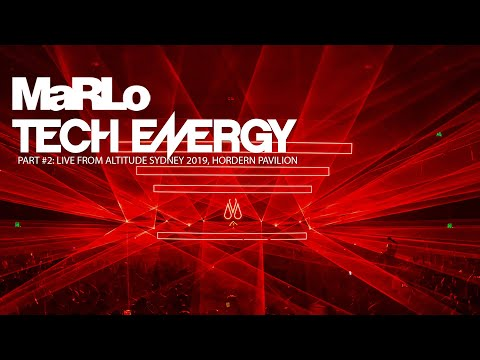 MaRLo - ALTITUDE 2019 'The Power Within' Sydney (Part 2 - Tech Energy)