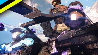 Revenge Of The Moas - Halo Reach PC Legendary Solo Part 2