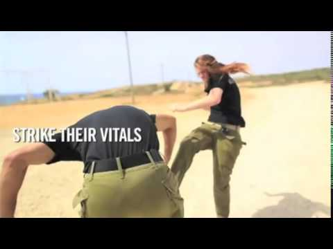 Krav Maga self-defense in the IDF (Extreme Krav Maga - Tulsa)