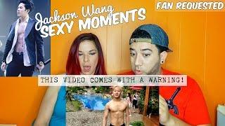 Jackson wang got7 sexy moments