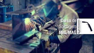 """""""Grátis"""" Vídeo-Curso de Solda MIG-MAG completo"""