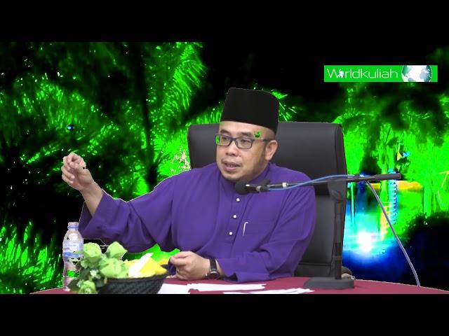 SS Dato Dr Asri-Tengah Bersahur Azan Kedengaran Stop atau Habiskan Makan
