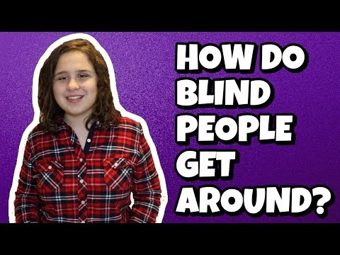 How Do Blind People Get Around? | Convos With Julia (Ep.7)