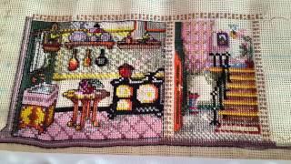 Совместный проект -Домики- 3 отчет (Кукольный дом)