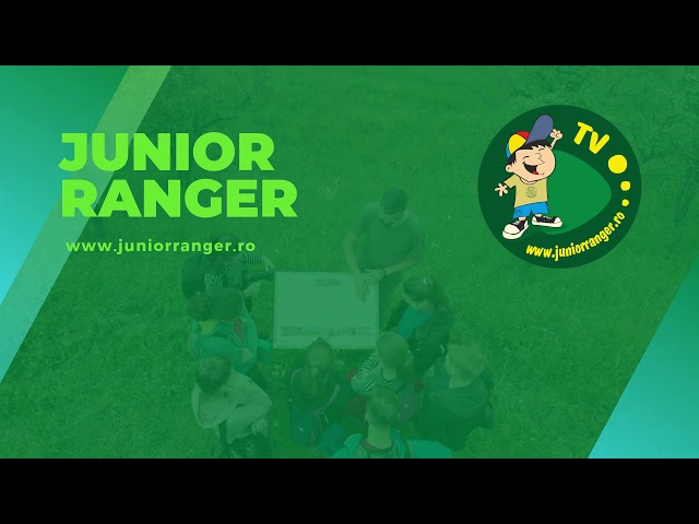 Junior Ranger @ 2020 Greening :)