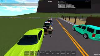Roblox| Lets be cops DOJ PALETO BAY [EP.2]