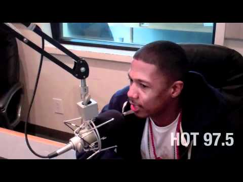 Morning Show interview with Nick Cannon