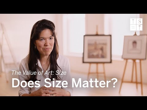 The Value of Art | Episode 6: Size
