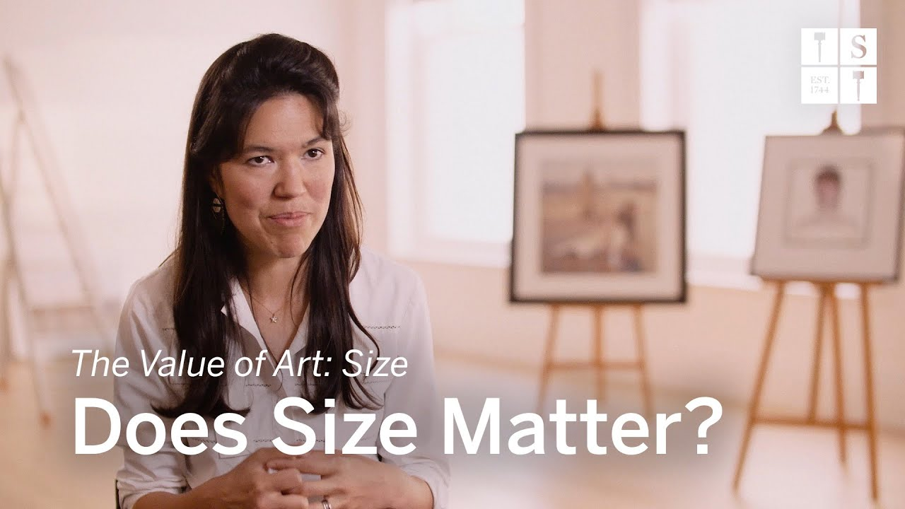 The Value of Art - Size