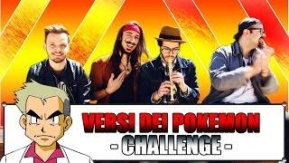 VERSI dei POKEMON Challenge w/JASER