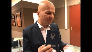 Над Ковтуном вновь посмеялись и..... отобрали паспорт