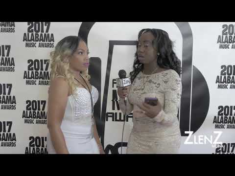 2017 Alabama Music Awards Red Carpet Dj Gorgeous