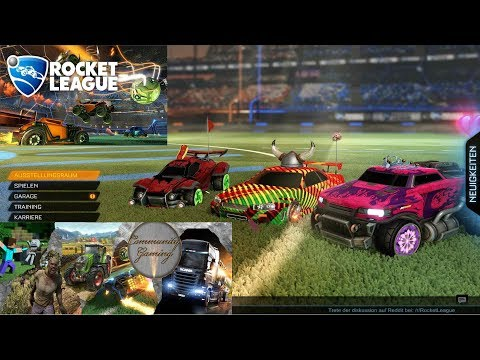 Kleine Runde Rocket League