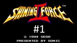 Shining Force 2 Walkthrough