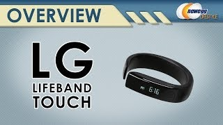 lg lifeband touch overview newegg lifestyle