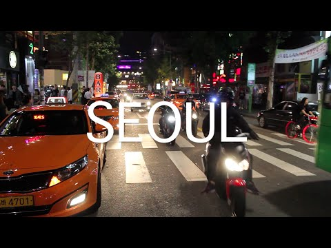 What to do in Seoul in one video
