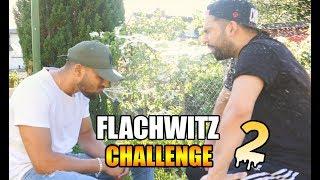 FLACHWITZ CHALLENGE TEIL 2 !! (Wasserschlacht) 😂   Good Life Crew