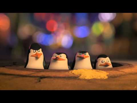 Мультфильм пингвины мадагаскара 2014 720