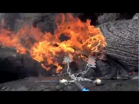 "EP 52 ZooGue ""iPad in Lava"" Marketing Stunt - Behind The Scenes"