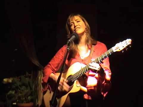 Sarah McQuaid - Dutch Birthday Songs - Voorhout, Feb 2009