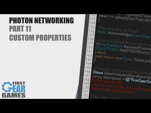 Repeat Photon Unity Network Basics 04 - PunRPC by Trisjan Creates