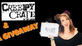 Creepy Crate Unboxing And A Giveaway