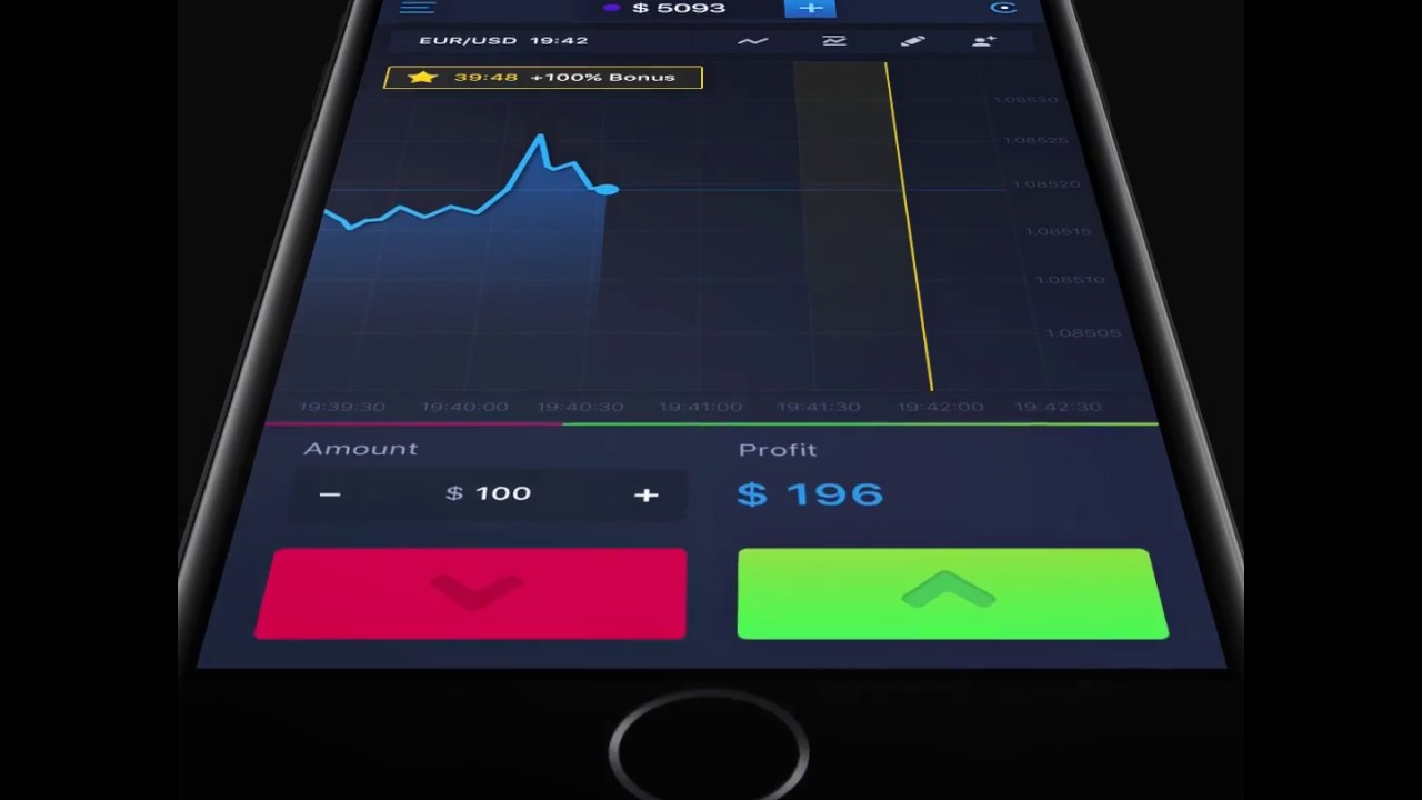 expert option mobile trading