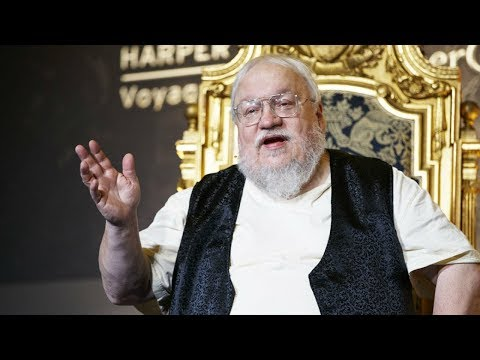 George RR Martin On The Struggles Of Being A Writer